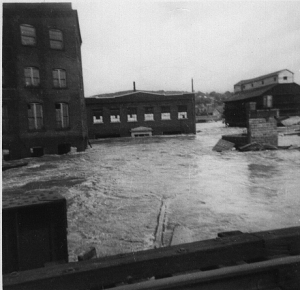 1955 Flood © James LeBlanc, Jr.