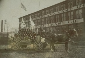 Bridgeport Brass Factory