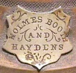 Engraved HB&H Plaque