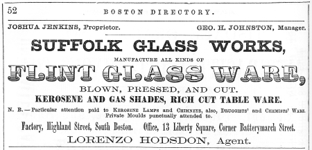 1859 Boston Directory Advertisement