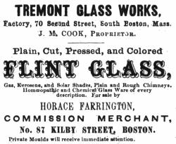 Tremont Glass Works