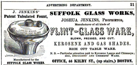 1862 Boston Directory Advertisement