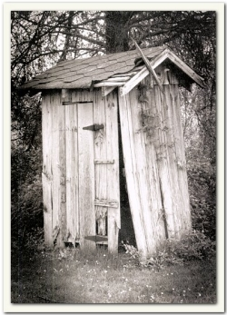 Outhouse, Robert AuBuchon