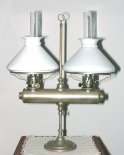Spencer Double Student Lamp