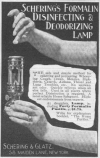 Schering's Lamp Advert